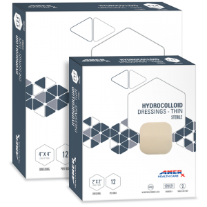 AMERX® Thin Hydrocolloid Dressings