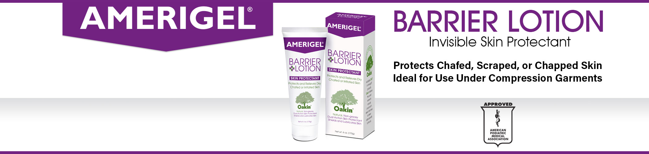 AMERIGEL® Barrier Lotion