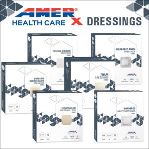 First Aid Dressings