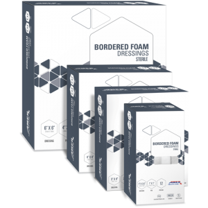 AMERX® Bordered Foam Dressings